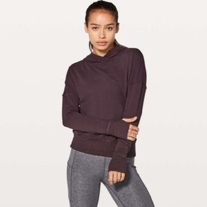 Lululemon Athletica Lead the Pack Hoodie Size 8